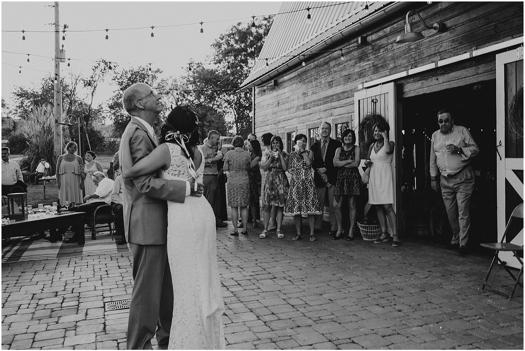 three barn farm wedding St. Louis wedding photographer