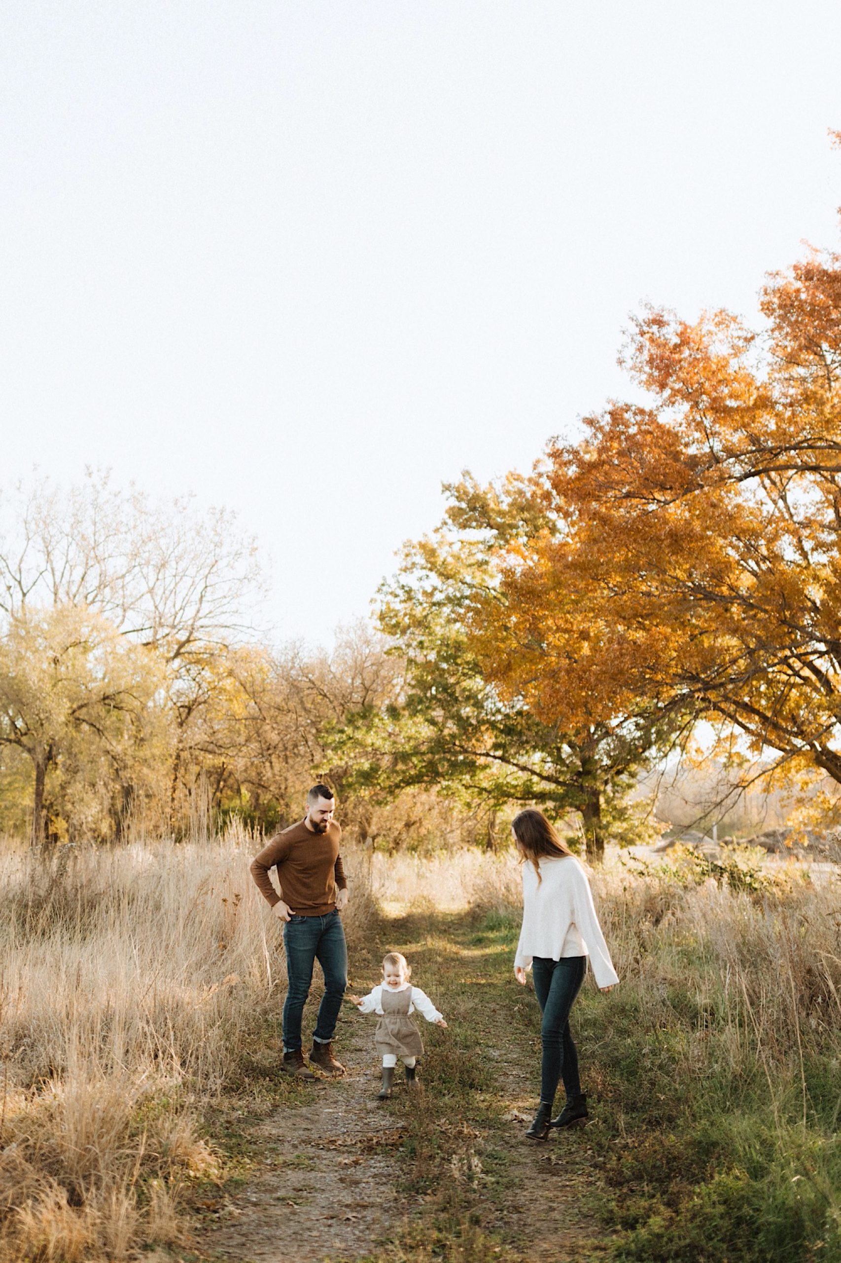fall Family Photoshoot Des Moines