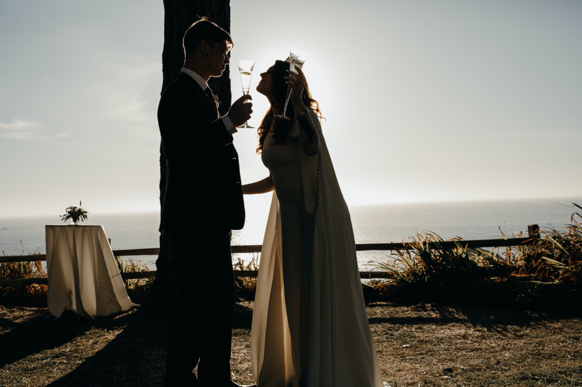lost whale inn wedding